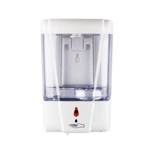 dispensador de alcohol en gel