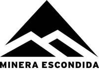 Logo minera escondida cliente de Paper Office Clean Chile